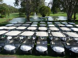Redland Bay Golf Club Carts