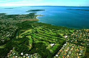 Redland Bay Golf Club - Course Layout